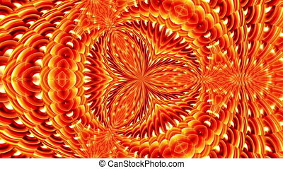 abstract pattern - lava - Background Animation - Art...