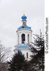 REVERENTLY-Bogolyubskiy nunnery in Bogolyubovo...