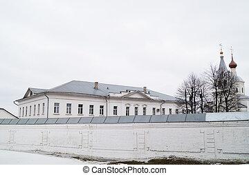 Nunnery in city Bogolyubovo