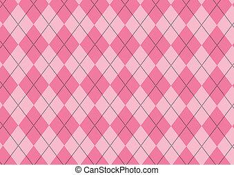 pink argile