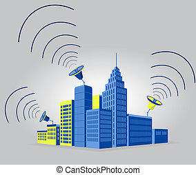Communication in the city