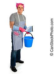 bom, tarefas domésticas