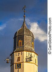 Dutch Bastion Tower