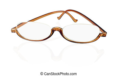 Old Fashion Spectacles - Old Fashion Plastic Spectacles On...