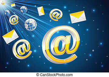 Email Flying
