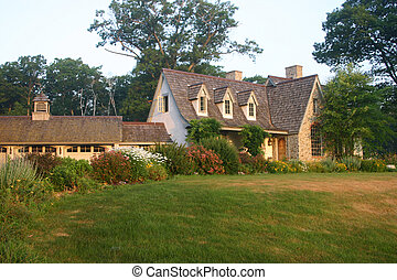 New England House - A charming country home in Maine