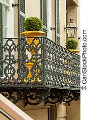 Ironwork railing - Ironwork