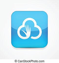 help hand icon