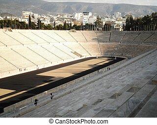Athens Old Stadium