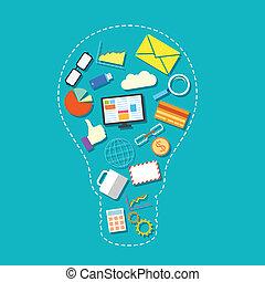 idée, technologique