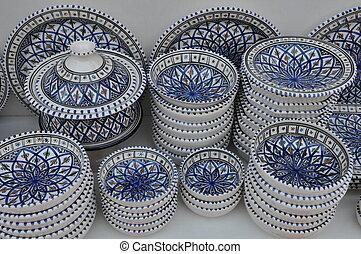 Tunisian Pottery