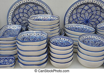 Tunisian Pottery