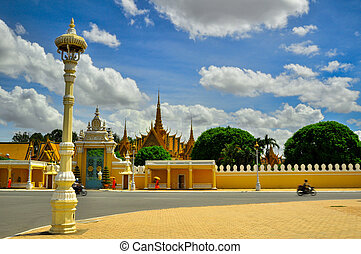 National Museum in Phnom Penh - Cambodia Asia