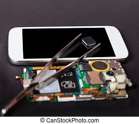 repair of mobile devices