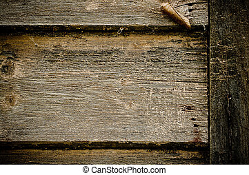 old grungy wood background texture - great background...