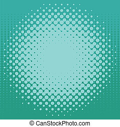 Halftone pattern background. Vector illustration.