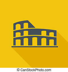 Travel Flat Icon Vector Pictogram EPS 10