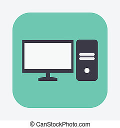 personal computer icon