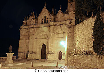 Santa Maria church, Antequera - Santa Maria church in the...