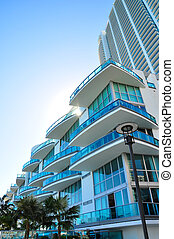 Luxurious Condominiums - Luxurious apartment building in...
