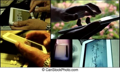 tablet multi split screen - using tablet multi split screen