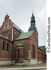 Riga Cathedral, Latvia - Riga Cathedral is the Evangelical...