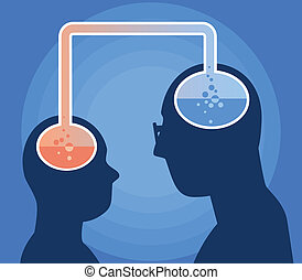 Learning process - Profile of a teacher and a student...