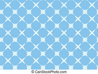 blue seamless vector pattern