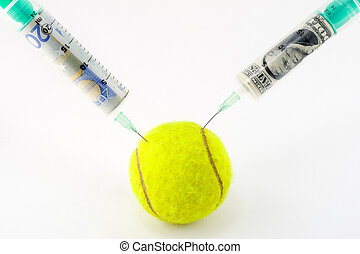 Money in Sport - injection of money may help sports or maybe...