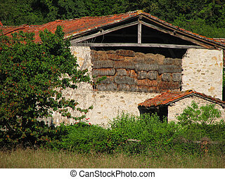 Barn in Comminges - Close to Pyrenees, in South France,...