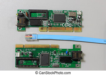 electronic card main board