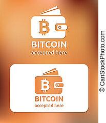 aceptado,  bitcoin