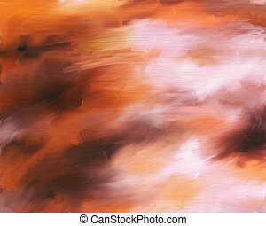 Oil paint background - Abstract background painting of...