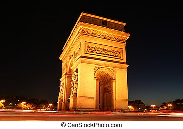 Arc De Triumphe in France