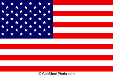 US Flag - USA, United States, Flag, America, us, elections,