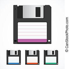 Diskette.