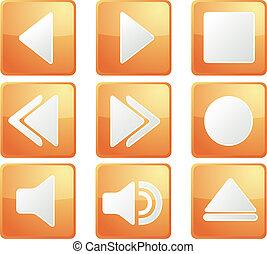 Audio icons