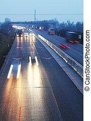 Highway transportation