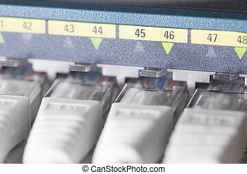Network switch in datacenter