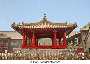 Shenyang Beijing Imperial Palace Forbidden City China