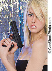 Beautiful and Deadly - A stunningly beautiful young blond...