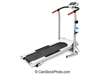 gym equipment, treadmill for cardio workouts