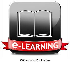 elearning - e-learning online education internet learning in...