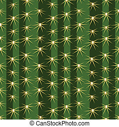 Cactus plants texture seamless pattern background - Cactus...