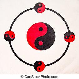 Yin yang  - Yin yang