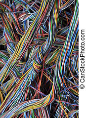 Cables of computer network