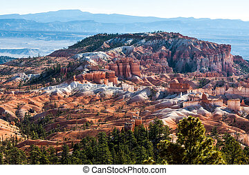 Scenic View of Bryce Canyon Southern Utah USA