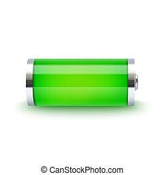 Full battery indicator
