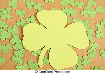 Greeting Card St. Patrick's Day - Background for St....
