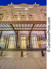 Colon Theatre in Buenos Aires, Argentina - Colon Theatre...